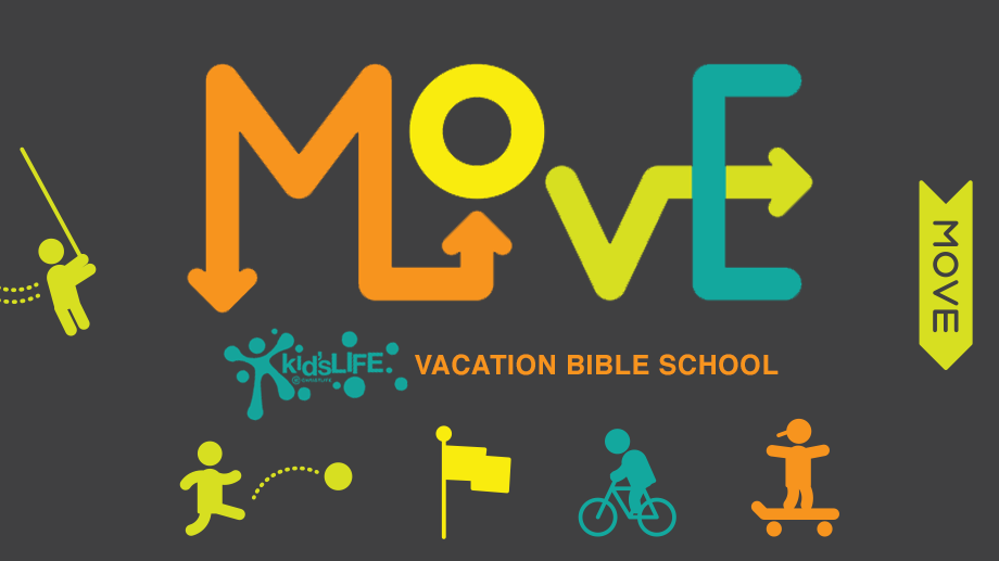 VACATION BIBLE SCHOOL – July 20 – 24, 2015